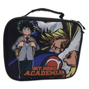 My Hero Academia Deku and All Might Lunch Bag