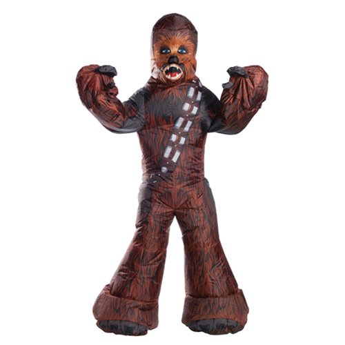 Star Wars Chewbacca Inflatable Costume