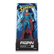 DC Comics Justice League Superman FiGPiN Enamel Pin