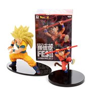 Dragon Ball Super Son Goku Fes Figure