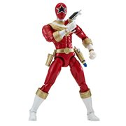 Power Rangers Zeo Legacy Red Ranger Action Figure