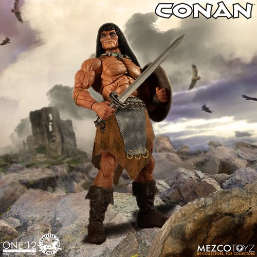 Conan The Barbarian One:12 Collective Action Figure