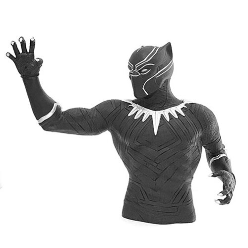 Black Panther Bust Bank