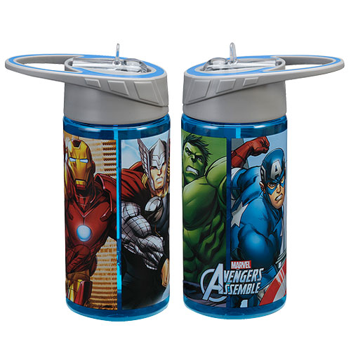 Avengers Assemble 14 oz. Tritan Water Bottle
