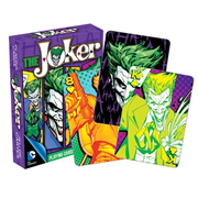 Batman Joker Playing Cards