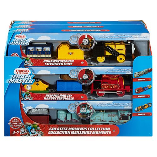 Thomas & Friends Greatest Moments Vehicle Display Tray