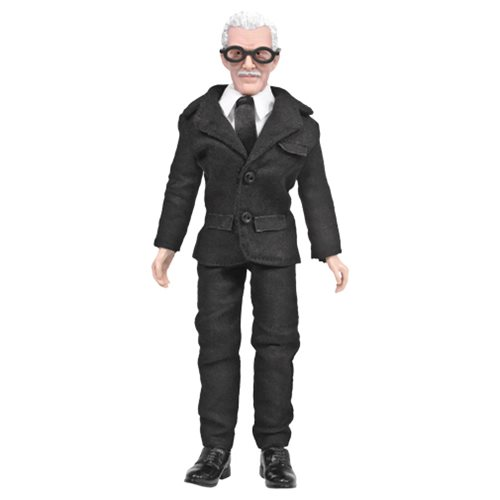 Batman Classic 1966 TV Series 4 Alfred in Suit 8-Inch Action Figure