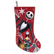 The Nightmare Before Christmas 19-Inch Print Stocking