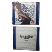 Attack on Titan Zoe Boy Wallet