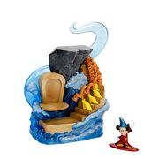Mickey Mouse 90th Anniversary Nano Metals Scene Mini Playset