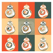 Star Wars BB-8 Pop Canvas Print