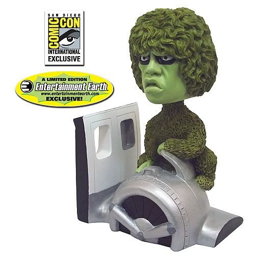 The Twilight Zone Gremlin Bobble Head - Color SDCC Exclusive