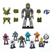 Mega Bloks Halo Charlie Series Micro Action Figure Case