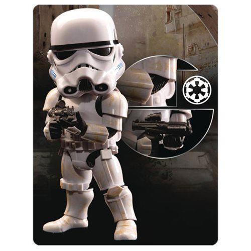 Star Wars Rogue One Stormtrooper Egg Attack Action Figure - Previews Exclusive