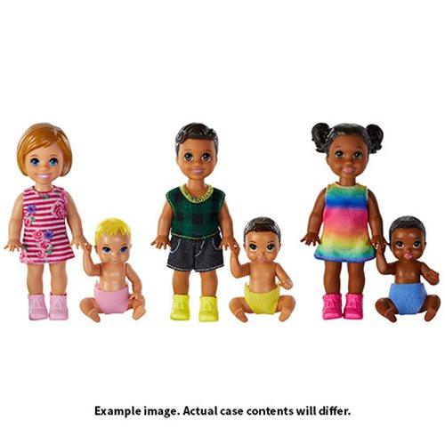 Barbie Skipper Babysitters Inc.Sibling Pack Case
