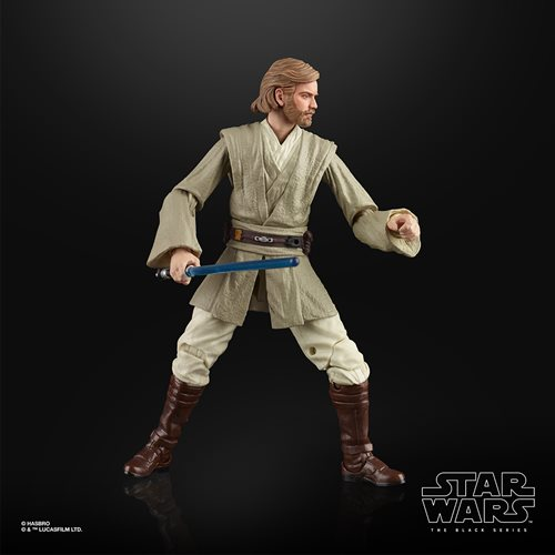 Star Wars The Black Series Obi-Wan Kenobi (AOTC) 6-Inch Action Figure
