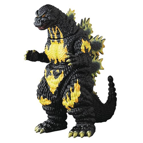 Godzilla Vinyl Wars Destoroyah Godzilla Vinyl Figure Closed Mouth Version