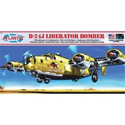 B-24J Liberator Bomber Buffalo Bill 1:92 Scale Model Kit