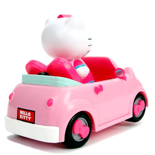Hello Kitty RC Vehicle