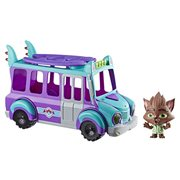 Super Monsters GrrBus Monster Bus Toy