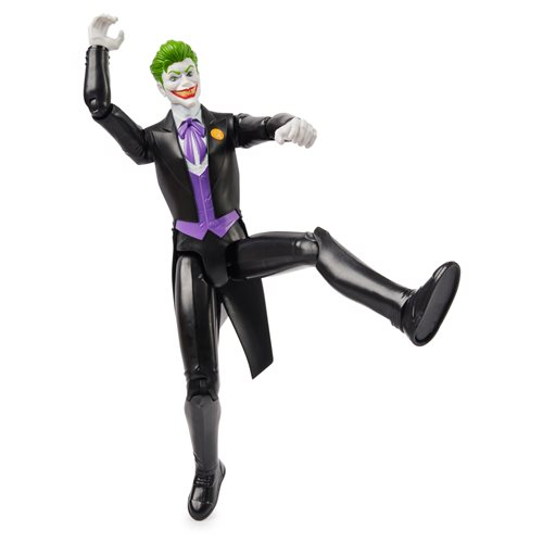 Batman Joker Black Suit 12-Inch Action Figure