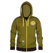 Overwatch Ultimate Junkrat Zip-Up Hoodie