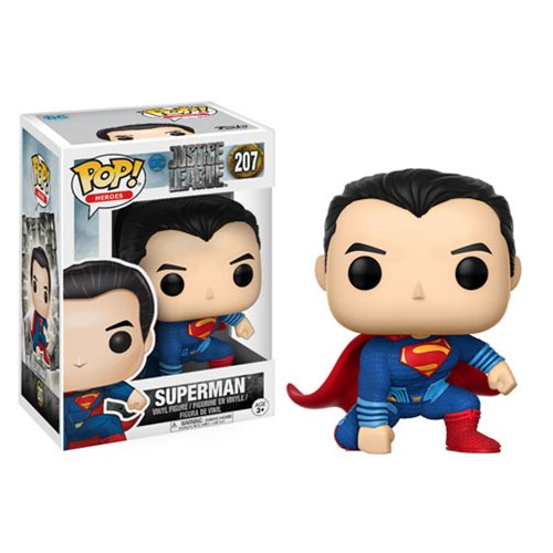 Justice League Movie  Superman Pop! Vinyl Figure