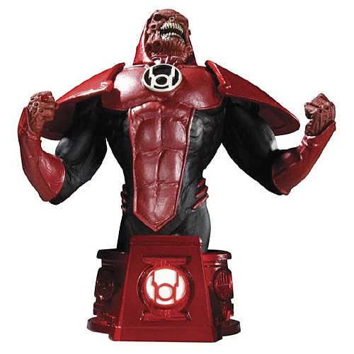 Heroes of the DC Universe Blackest Night Atrocitus Bust