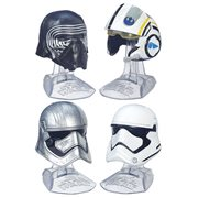 Star Wars Black Series Die-Cast Metal Helmets Wave 1 Set