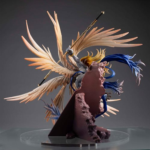 Digimon Adventure Angemon 20th Anniversary Ver. Precious G.E.M. Statue