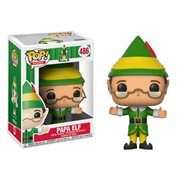 Elf Papa Elf Pop! Vinyl Figure #486