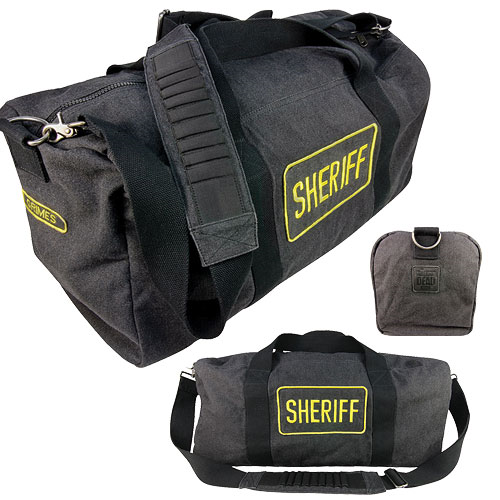 The Walking Dead Rick Grimes Sheriff Duffel Bag