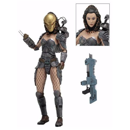 Predator Series 18 Machiko Action Figure
