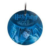 Harry Potter The Order of the Phoenix StarFire Prints Hanging Glass Ornament