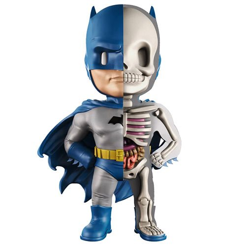 Batman Golden Age Batman XXRAY 4-Inch Vinyl Figure
