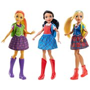 DC Super Hero Girls Fashion Transformation Doll Case
