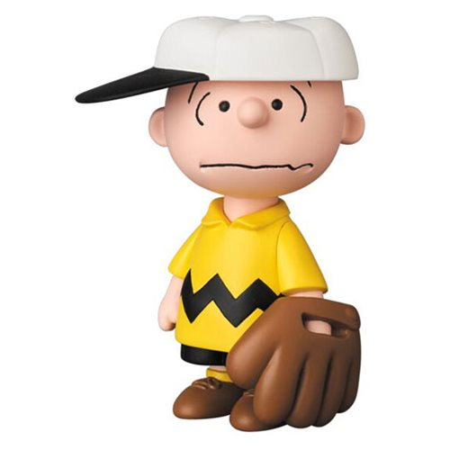 Peanuts Baseball Charie Brown UDF Mini-Figure
