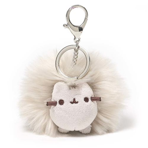 Pusheen the Cat Pusheen Poof Plush Key Chain