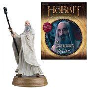 The Hobbit Saruman with Collector Magazine #14