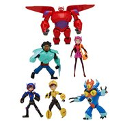 Big Hero 6 TV Series Action Figure Case
