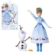 Frozen Anna's Treasured Traditions Doll