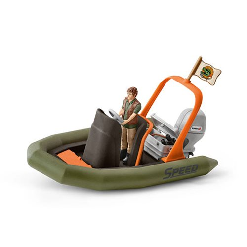Wild Life Dinghy with Ranger Set