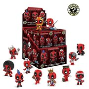 Deadpool Playtime Mystery Minis Display Case