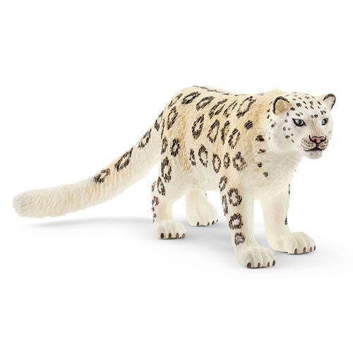 Snow Leopard Collectible Figure