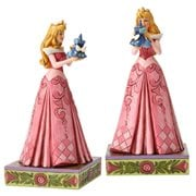 Disney Traditions Sleeping Beauty Aurora with Fairy Statue