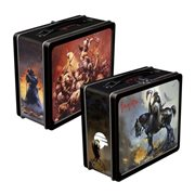Frazetta's Death Dealer Tin Tote Lunch Box