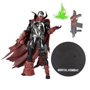 Mortal Kombat Commando Spawn 12-Inch Action Figure