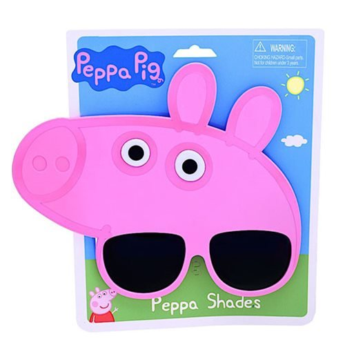 Peppa Pig Sun-Staches