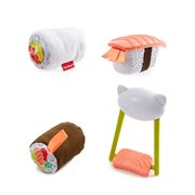 Fisher-Price Rice 'n Roll Sushi Set