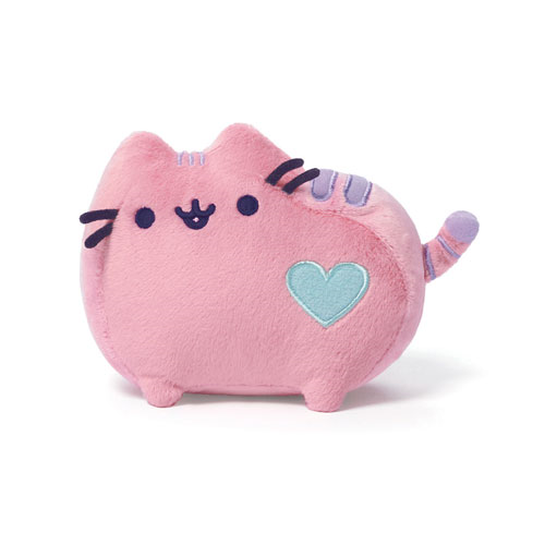 Pusheen the Cat Pastel Pink Plush